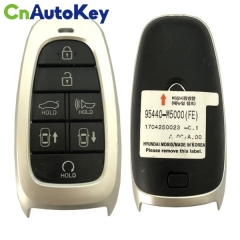 CN020127 2019 For Hyundai Nexo Smart Key Pn 95440-M5000 Fcc Tq8-Fob-4f20