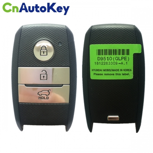 CN051088 For KIA Sportage 2019 Genuine Smart Remote Key 3 Buttons 433MHz 95440-D9510