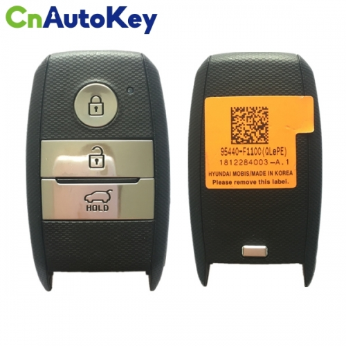 CN051089 For KIA Sportage 2019 Genuine Smart Remote Key 3 Button 433MHz 95440-F1100