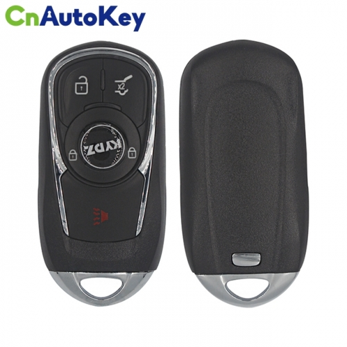 CNKY002 KYDZ Smart Remote Key GM25-3+1button without emergancy key (Overseas version)