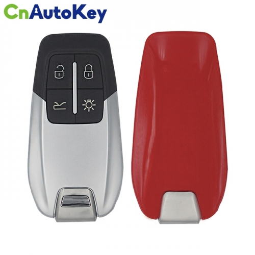 CNKY008 KYDZ Smart Remote Key KZN3-4button without emergancy key (Overseas version)