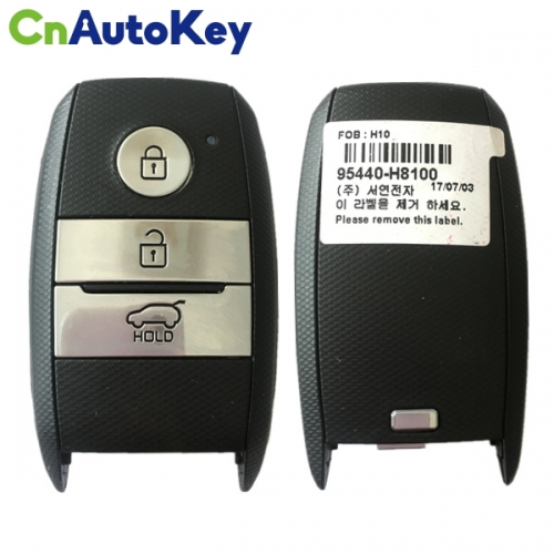 CN051090 For Kia Rio  Stonic Smart Remote Key (2017 + ) 95440-H8100