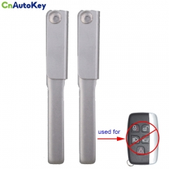 CS004015 for Land Rover LR2 LR4 Range Rover for Jaguar XF XK Smart Emergency Key Blade
