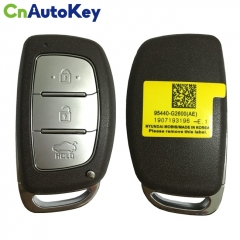 CN020133 For Hyundai Ioniq Genuine Smart Key Remote 3 Buttons 433MHz 95440-G2600