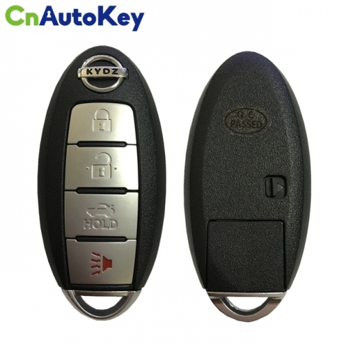 CNKY015 KYDZ Smart Remote Key machine NZN-3+1 Button