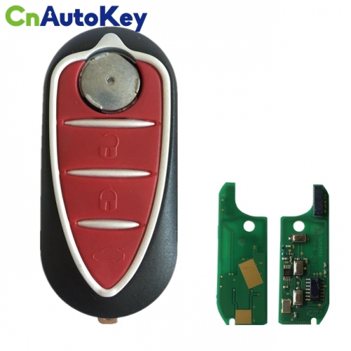 CN092003 PCF7946 chip 433MHz Marelli BSI System 3 button remote key for Alfa Romeo 159