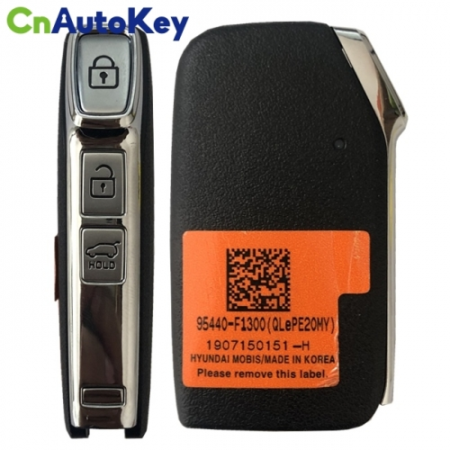 CN051096 For 2019 KIA Sportage Smart Remote Key 3 Button 433MHz 95440-F1300