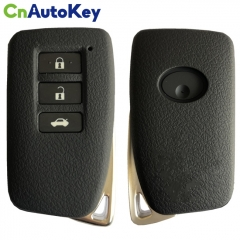 CN052018 For Lexus NX200t keyless remote car key with 3 button 312MHz 8A chip FCCID 14FAB-01 pcb number 281451-2110