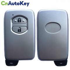 CN007169 For Toyota Prius 2009+ Smart Key, 2Buttons, B74EA P1 98 4D-67 Chip, 433MHz F433 89904-47190 Keyless Go