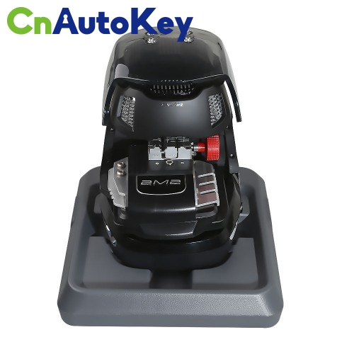 KCM026 2019 Database 2M2 Magic Tank Automatic Car Key Cutting Machine Work on Android via  Better Than Slica Milling Cutter