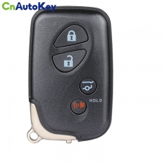 CN052023 2008-2016 Lexus  4-Button Smart Key  PN 89904-60A00  HYQ14AEM  GNE 6601 314MHZ