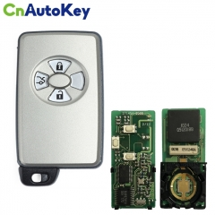 CN007178 For Toyota Smart Key, 3Buttons, P1 94 4D-67 Chip, 312MHz 271451-0500 Keyless Go