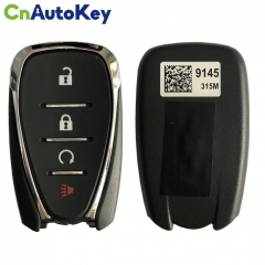 CN014065 2016-2020 For Chevrolet Volt  4-Button Smart Key  PN 13585722  HYQ4AA 315MHZ