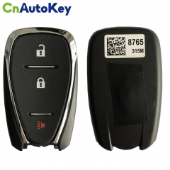 CN014066 For Genuine Chevrolet Equinox, Sonic, Spark 2016+ Smart Key, 3Buttons, HYQ4AA PCF7937E NCF2951E Chip, 315MHz 13508766 13585723 13529665 Keyle