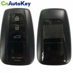 CN007185 ORIGINAL New Key For Toyota Avalon 2019 433MHZ 14FDM-01 231451-0410