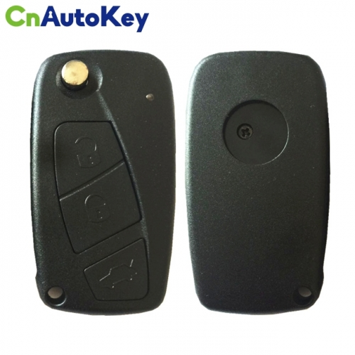 CN017016 3 Button Remote Key Fob ASK 433MHz PCF7941 chip for Fiat Panda 2007 2008 2009 2010 2011 2012