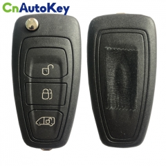 CN018097 For Ford Transit Flip Remote Key 3 Button 434MHz 49 Chip HITAG Pro GK2T-15K601-AB