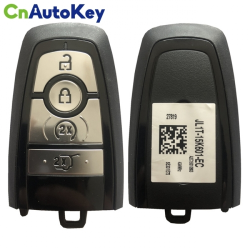 CN018098 ORIGINAL Key For Ford Frequency 434.2 MHz Transponder HITAG PRO Part No JL1T-15K601-EC