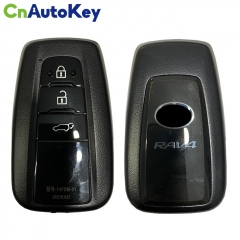 CN007210 ORIGINAL New Key For Toyota RAV4 2019 3Buttons, 433MHZ 14FDM-01 231451-0410