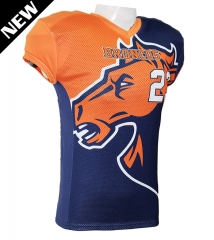 Men's Sublimation Custom Football Jersey 2019 Style F1025