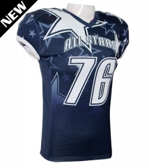 Men's Sublimation Custom Football Jersey 2019 Style F1021