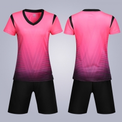 Women's Sublimation Custom Soccer Jersey 2019 Style S1151