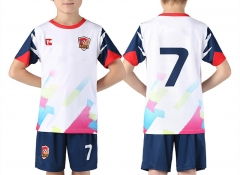 Kids  Sublimation Custom Soccer Jersey 2019 Style S1157