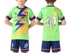 Kids  Sublimation Custom Soccer Jersey 2019 Style S1175