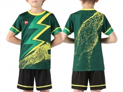 Kids  Sublimation Custom Soccer Jersey 2019 Style S1174