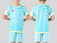 Kids  Sublimation Custom Soccer Jersey 2019 Style S1166