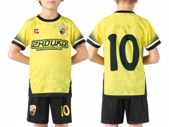 Kids  Sublimation Custom Soccer Jersey 2019 Style S1167