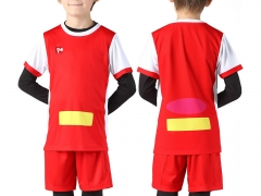 Kids  Sublimation Custom Soccer Jersey 2019 Style S1163