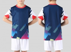 Kids  Sublimation Custom Soccer Jersey 2019 Style S1156