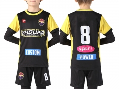 Kids  Sublimation Custom Soccer Jersey 2019 Style S1162