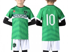 Kids  Sublimation Custom Soccer Jersey 2019 Style S1161