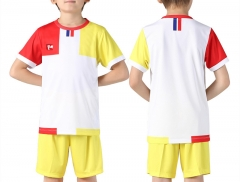 Kids  Sublimation Custom Soccer Jersey 2019 Style S1169
