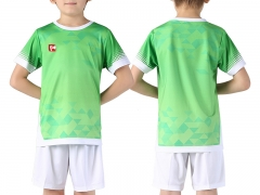 Kids  Sublimation Custom Soccer Jersey 2019 Style S1165