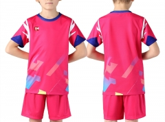 Kids  Sublimation Custom Soccer Jersey 2019 Style S1155