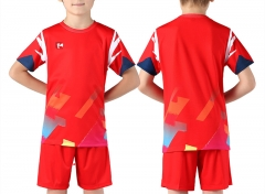 Kids  Sublimation Custom Soccer Jersey 2019 Style S1154
