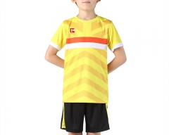 Kids  Sublimation Custom Soccer Jersey 2019 Style S1160