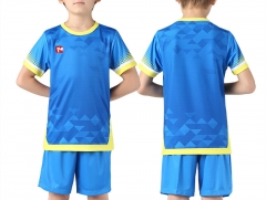 Kids  Sublimation Custom Soccer Jersey 2019 Style S1164