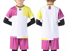 Kids  Sublimation Custom Soccer Jersey 2019 Style S1170