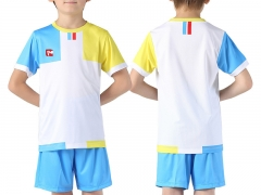 Kids  Sublimation Custom Soccer Jersey 2019 Style S1168