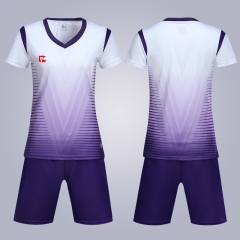 Women's Sublimation Custom Soccer Jersey 2019 Style S1178