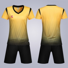 Women's Sublimation Custom Soccer Jersey 2019 Style S1179