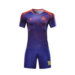 Women's Sublimation Custom Soccer Jersey 2019 Style S1186