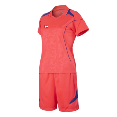 Women's Sublimation Custom Soccer Jersey 2019 Style S1187