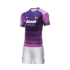 Women's Sublimation Custom Soccer Jersey 2019 Style S1188