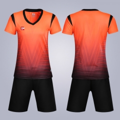 Women's Sublimation Custom Soccer Jersey 2019 Style S1180