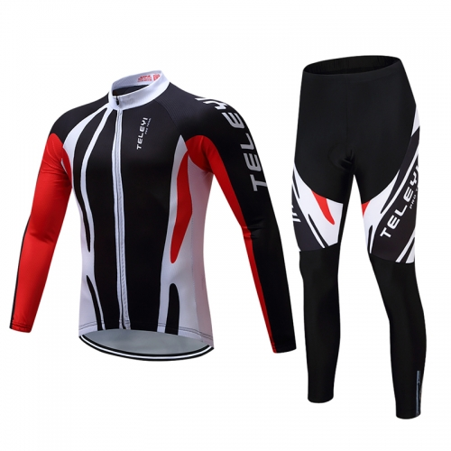 Men's Long Sleeve Cycling Set CYM106
